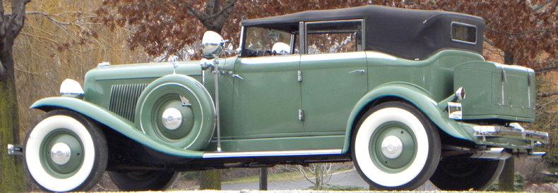 1933 Auburn 12-161A Image 24
