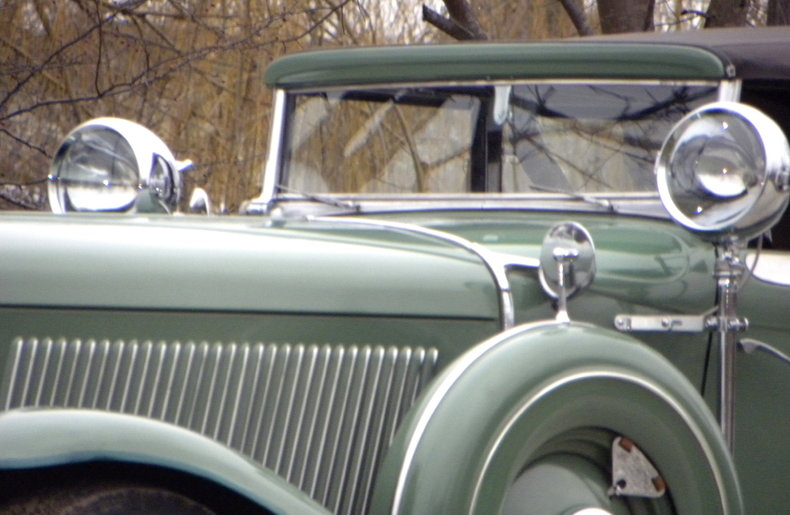 1933 Auburn 12-161A Image 25