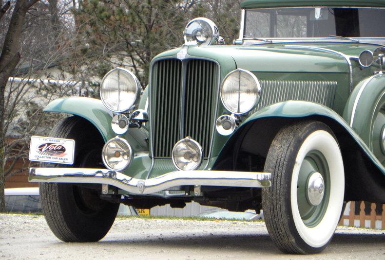 1933 Auburn 12-161A Image 26