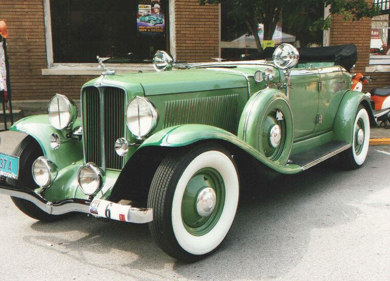 1933 Auburn 12-161A Image 23