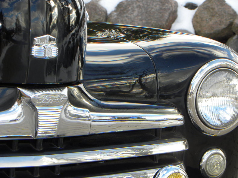 1948 Ford Deluxe Image 14