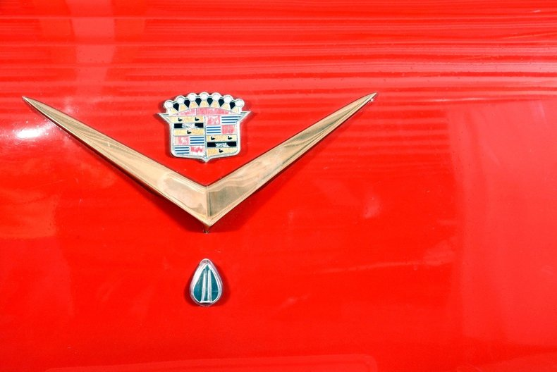 1955 Cadillac 62 Image 40