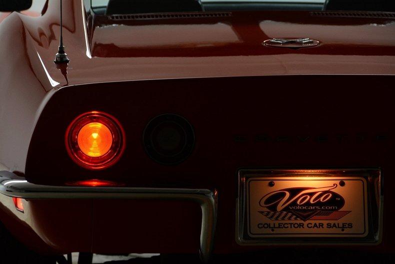 1969 Chevrolet Corvette Image 8