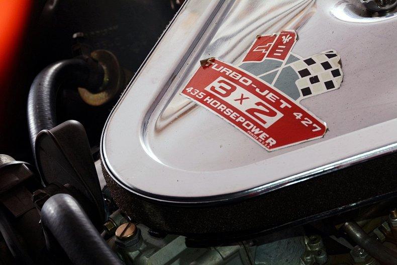 1969 Chevrolet Corvette Image 13