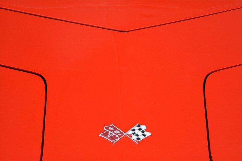 1969 Chevrolet Corvette Image 75