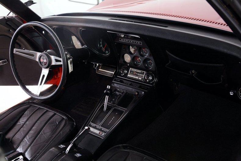 1969 Chevrolet Corvette Image 16