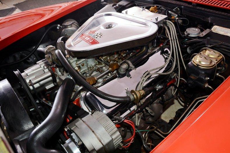 1969 Chevrolet Corvette Image 24