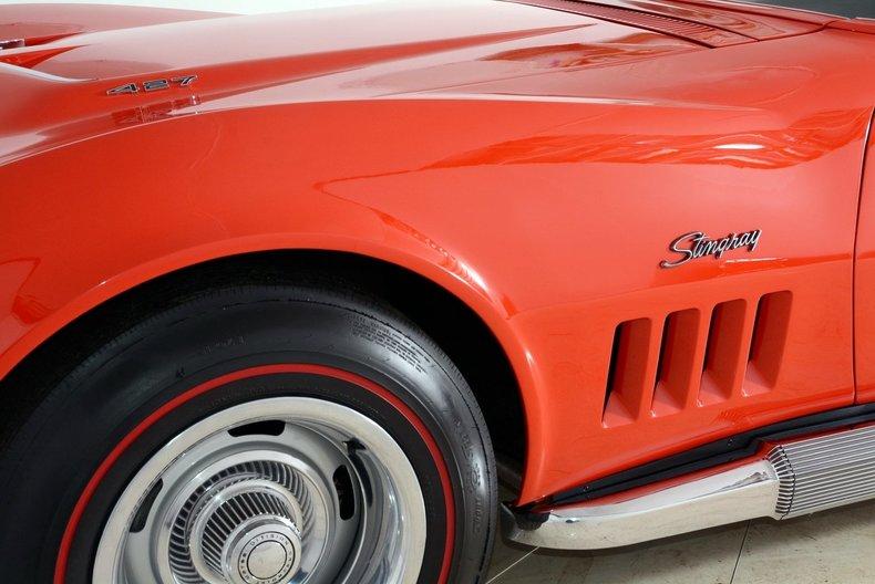 1969 Chevrolet Corvette Image 27