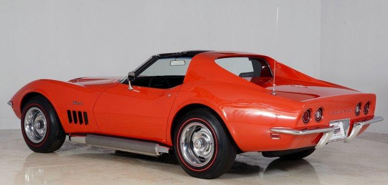 1969 Chevrolet Corvette Image 28