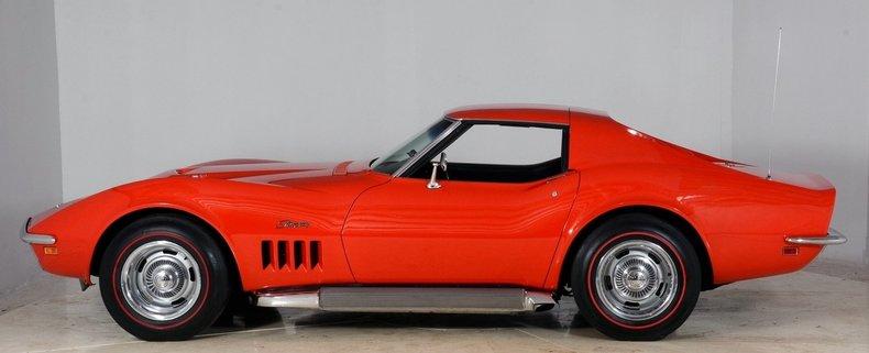 1969 Chevrolet Corvette Image 44