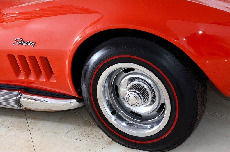 1969 Chevrolet Corvette Image 57