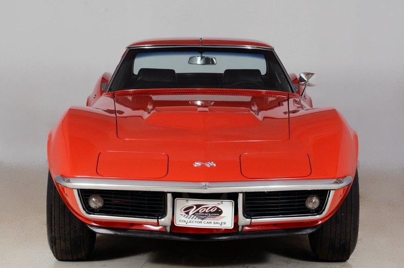 1969 Chevrolet Corvette Image 68