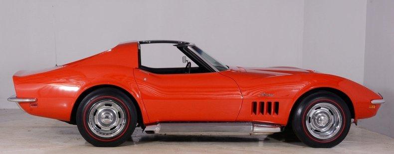 1969 Chevrolet Corvette Image 77