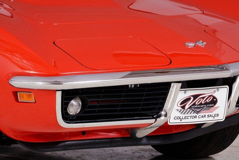 1969 Chevrolet Corvette Image 88
