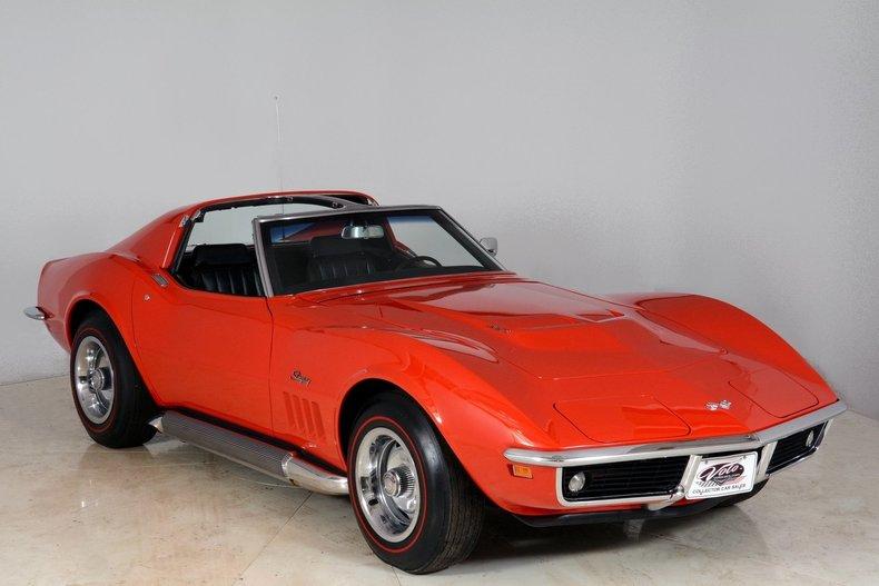 1969 Chevrolet Corvette Image 89
