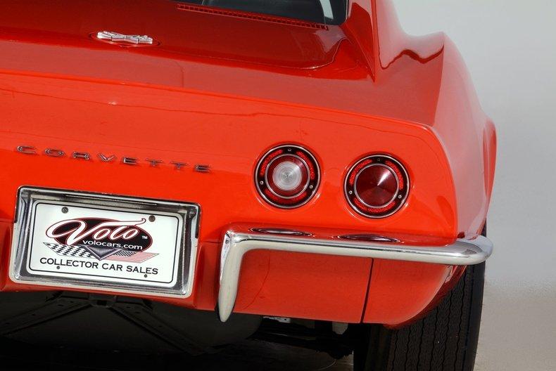 1969 Chevrolet Corvette Image 90