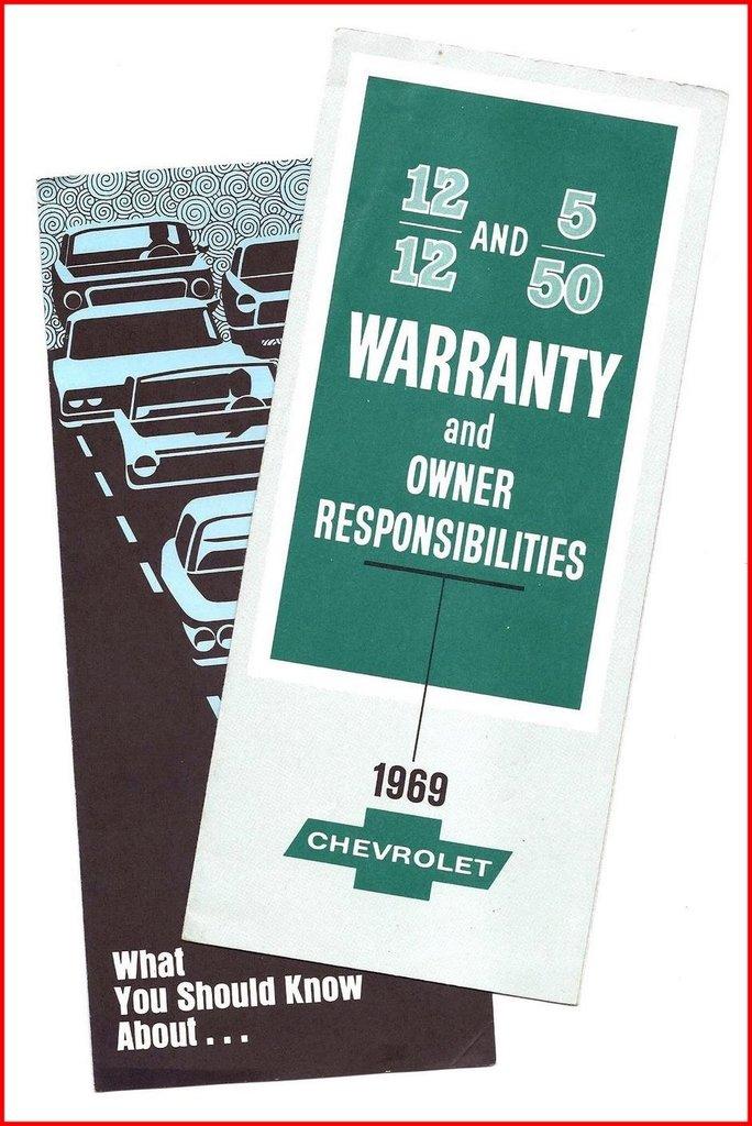 1969 Chevrolet Corvette Image 95