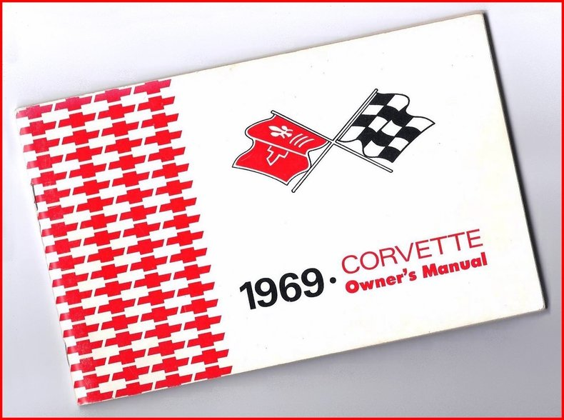 1969 Chevrolet Corvette Image 97