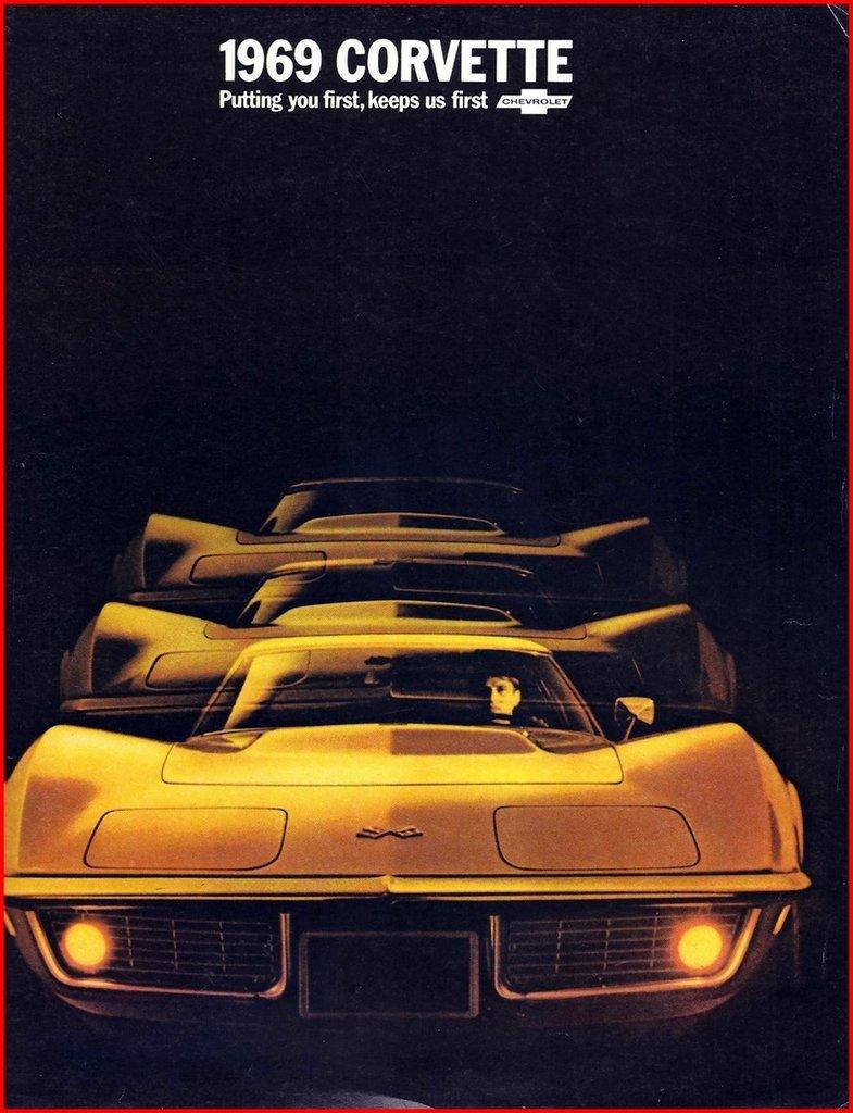 1969 Chevrolet Corvette Image 102