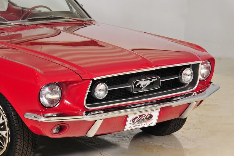 1967 Ford Mustang Image 17