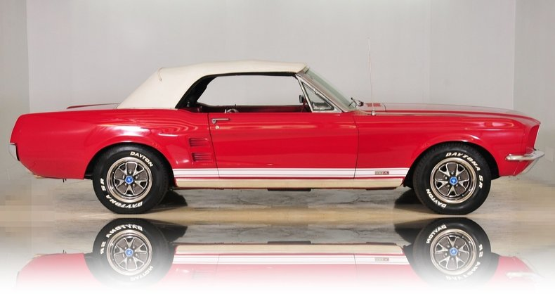 1967 Ford Mustang Image 47