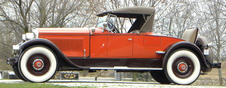 1925 Packard 236 Image 2