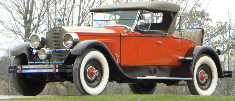 1925 Packard 236 Image 4