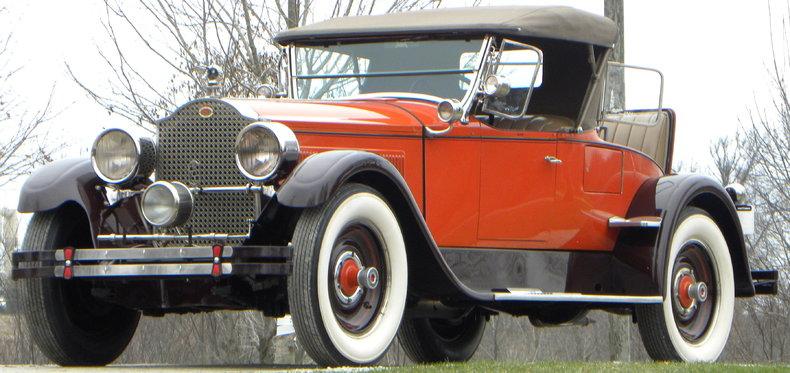 1925 Packard 236 Image 7