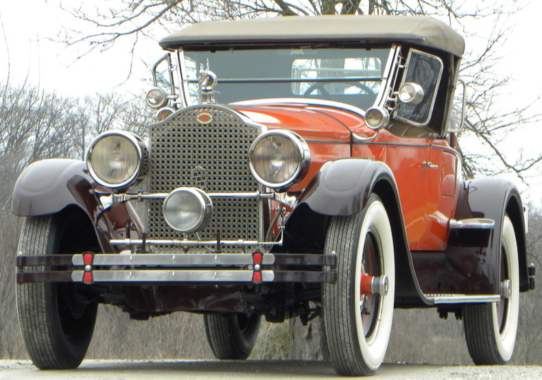 1925 Packard 236 Image 8