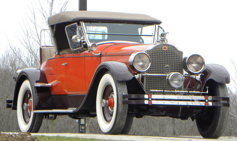 1925 Packard 236 Image 9