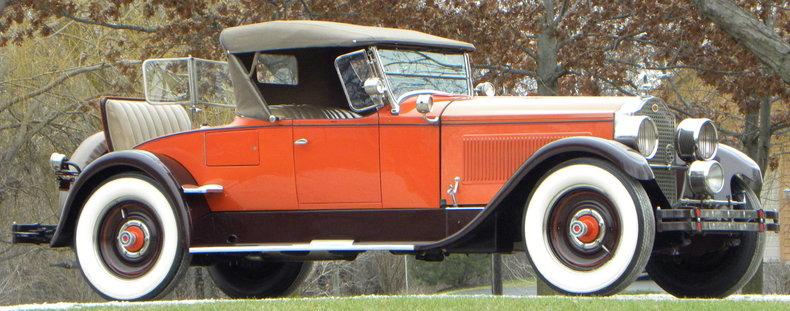 1925 Packard 236 Image 10