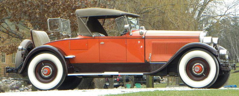 1925 Packard 236 Image 11