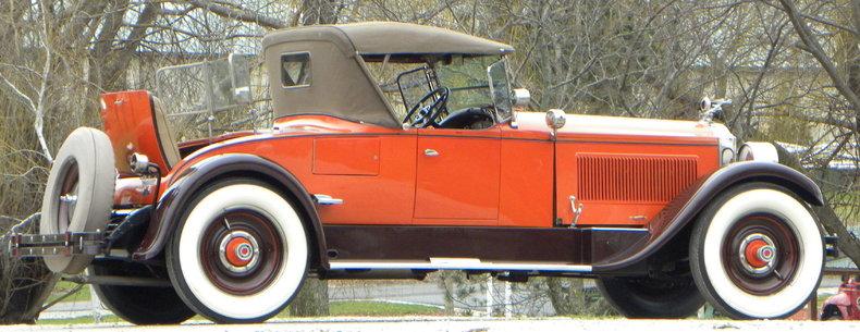 1925 Packard 236 Image 12