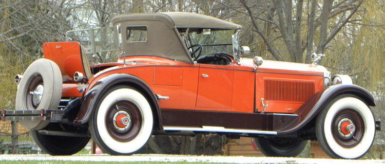 1925 Packard 236 Image 13
