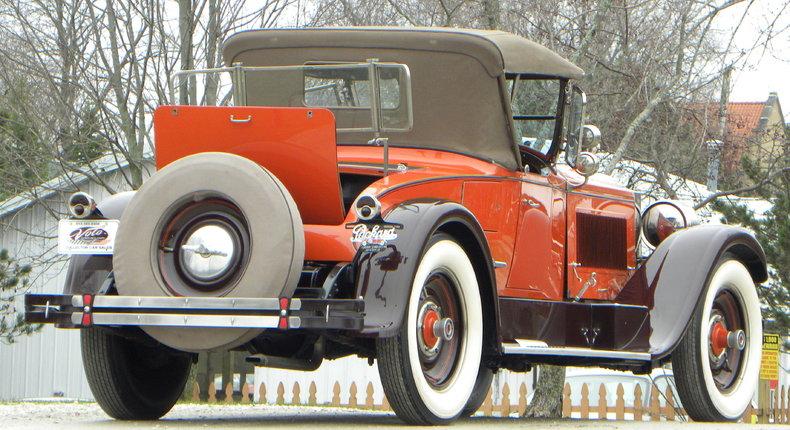 1925 Packard 236 Image 14