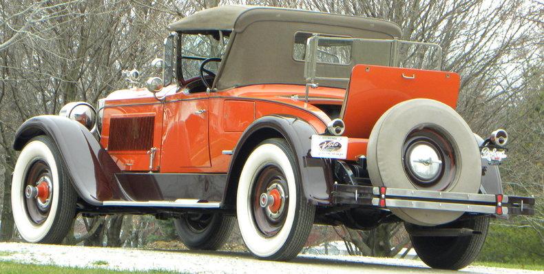1925 Packard 236 Image 15