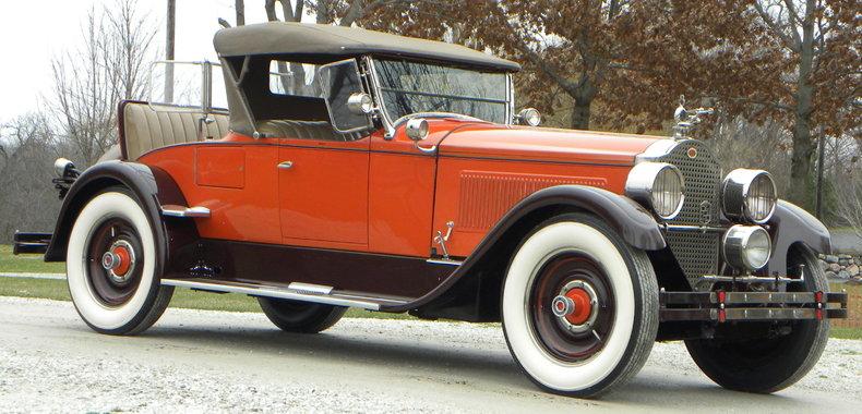 1925 Packard 236 Image 18