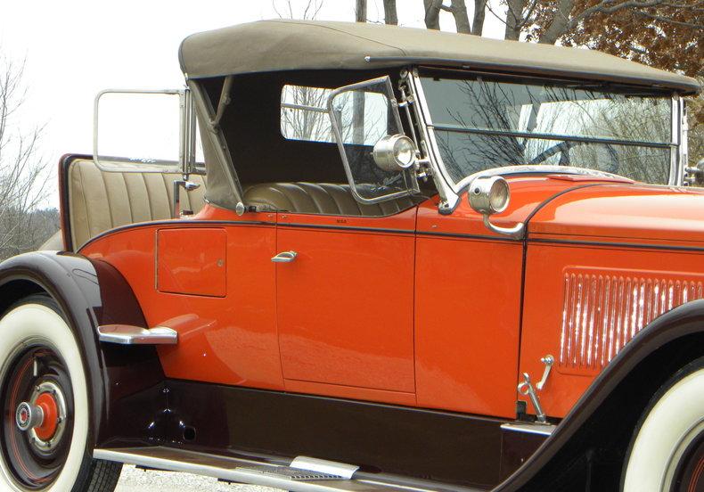 1925 Packard 236 Image 19