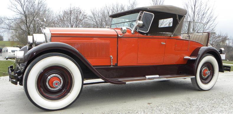 1925 Packard 236 Image 28
