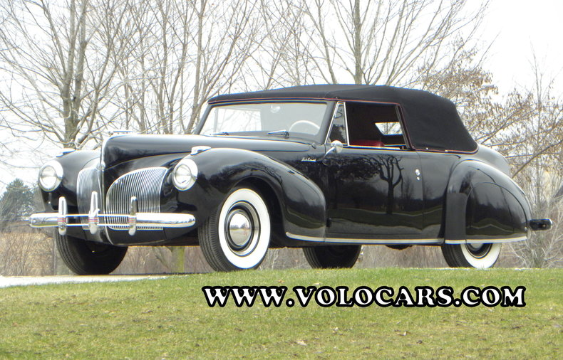 1941 Lincoln Continental Image 1