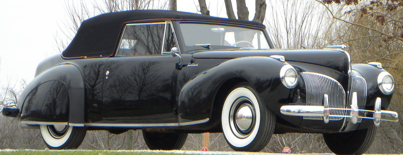 1941 Lincoln Continental Image 6