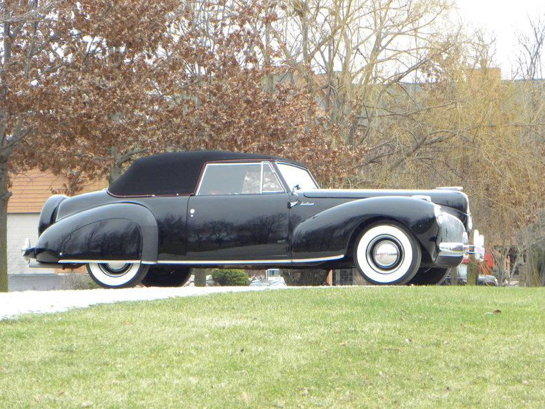 1941 Lincoln Continental Image 7
