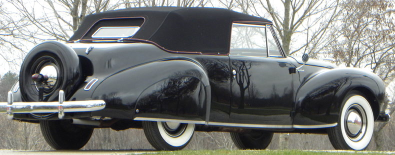 1941 Lincoln Continental Image 19