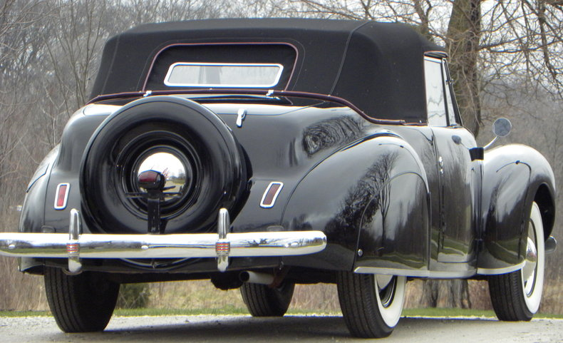 1941 Lincoln Continental Image 21