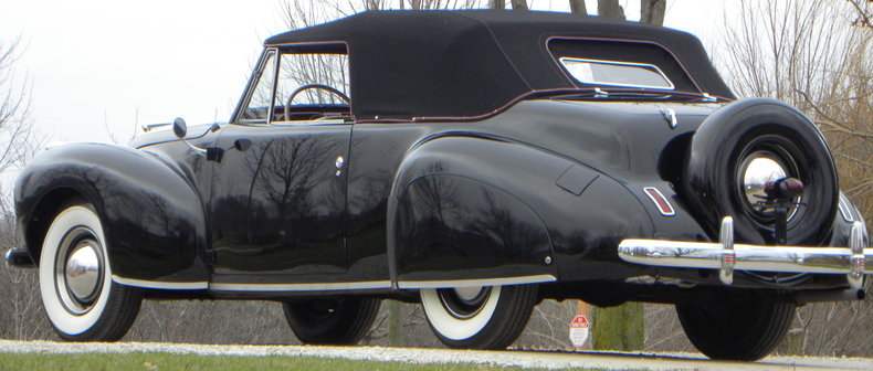 1941 Lincoln Continental Image 23