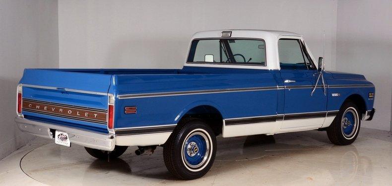 1970 Chevrolet Cheyenne Image 3