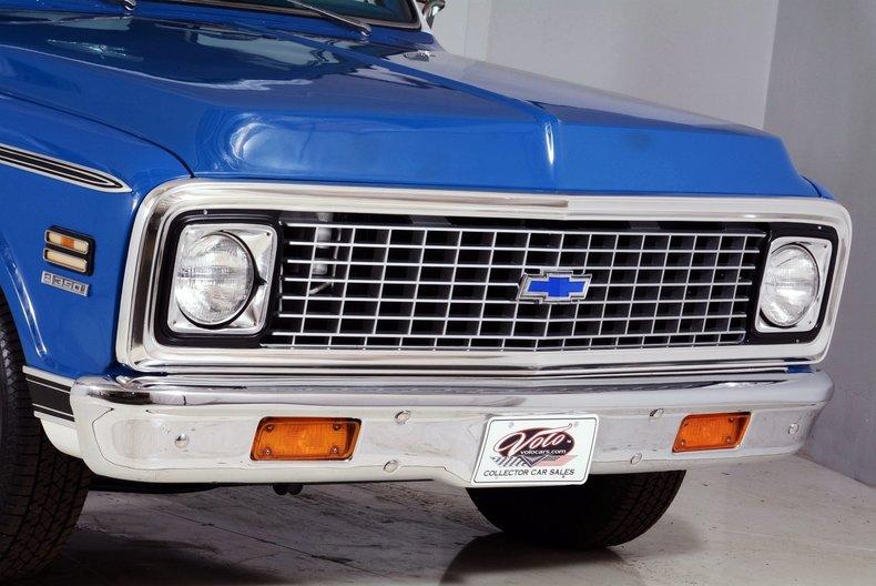 1970 Chevrolet Cheyenne Image 13