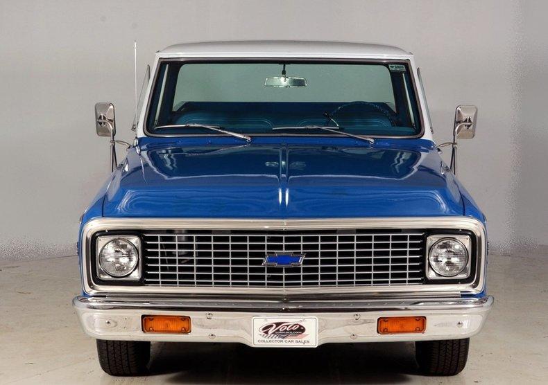1970 Chevrolet Cheyenne Image 23