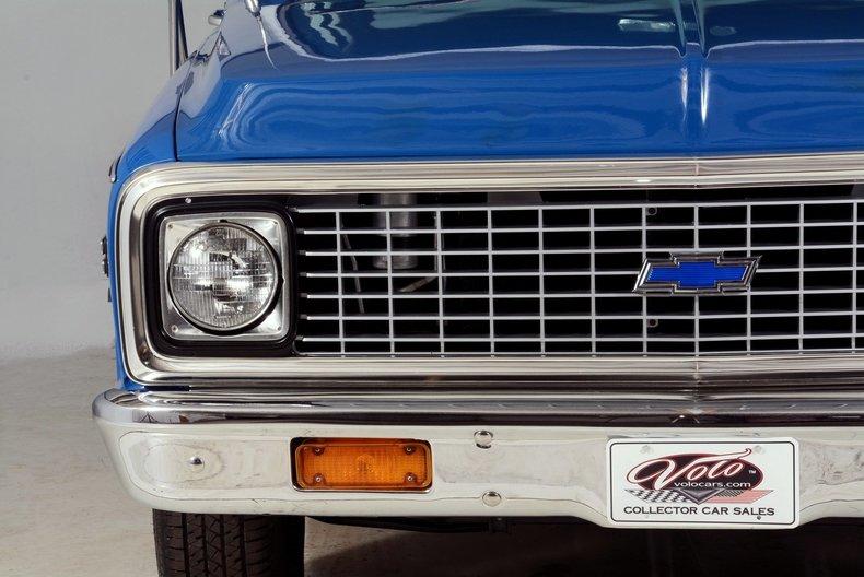 1970 Chevrolet Cheyenne Image 24