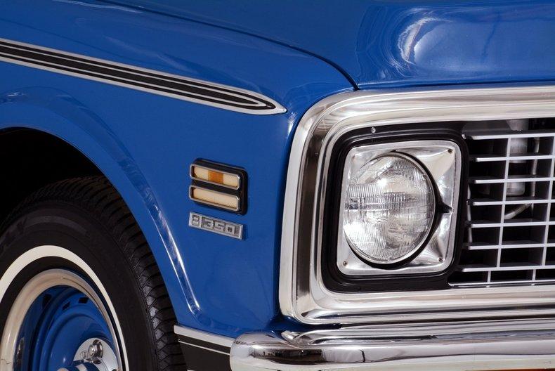 1970 Chevrolet Cheyenne Image 27
